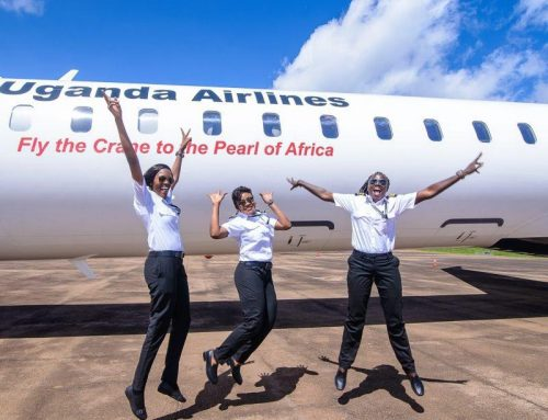 Uganda Airlines Continues To Spread Its Wings And Soar Higher With Its Maiden Flight To Mombasa -Uganda Safari News